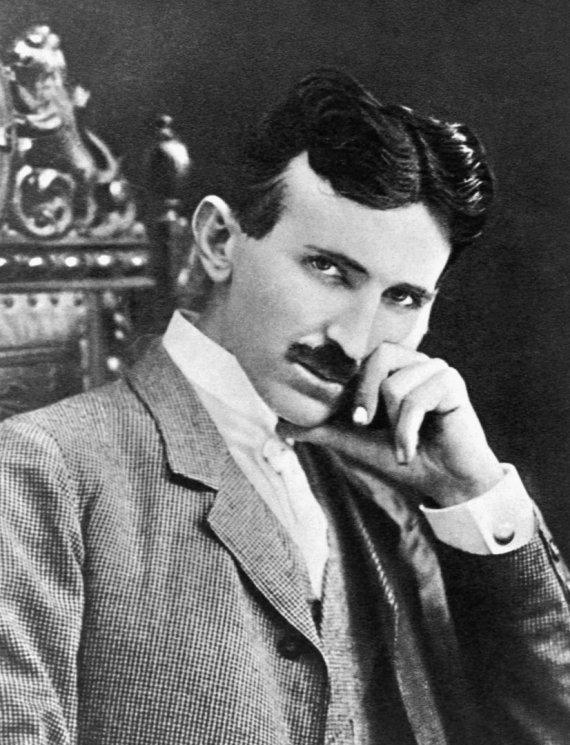 wikimedia.org nuotr./Nikola Tesla