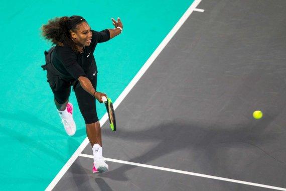 "AFP/""Scanpix"" nuotr./Serena Williams"