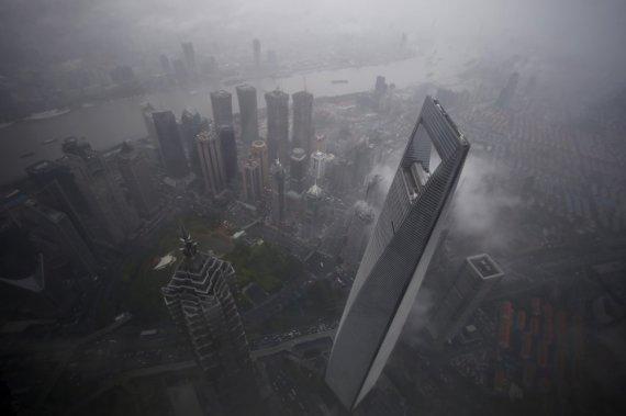 """Reuters""/""Scanpix"" nuotr./Kinijoje, Šanchajuje"