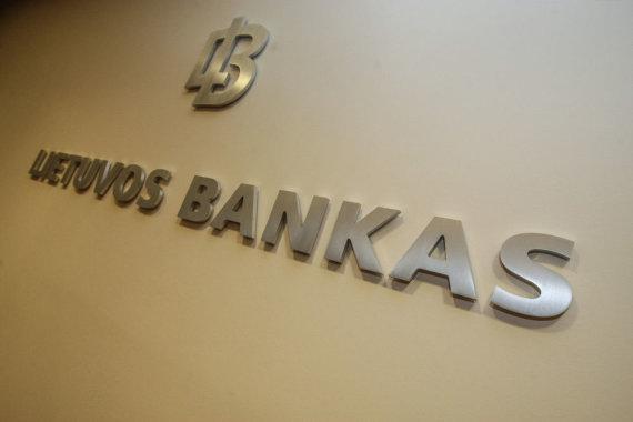 Juliaus Kalinsko/15min.lt nuotr./Lietuvos bankas