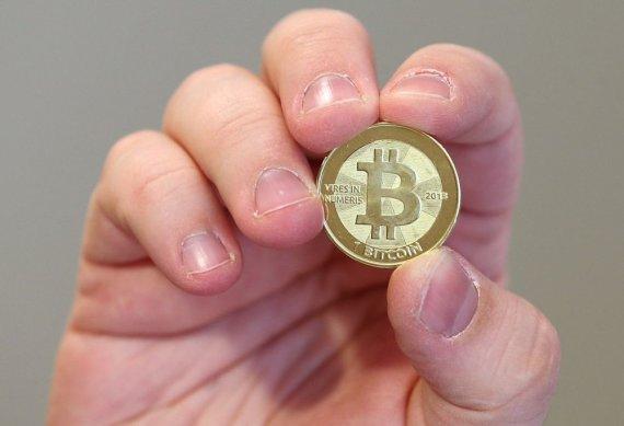 "AFP/""Scanpix"" nuotr./Bitkoinas"