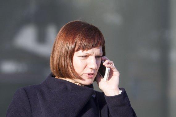 Irmanto Gelūno/15min.lt nuotr./Monika Garbačiauskaitė- Budrienė