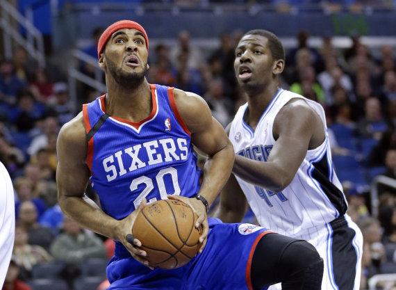 """AFP/""""Scanpix"""" nuotr./Brandonas Daviesas NBA"""