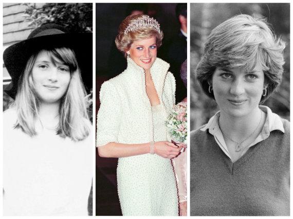 Vida Press ir Scanpix nuotr. /Princesė Diana