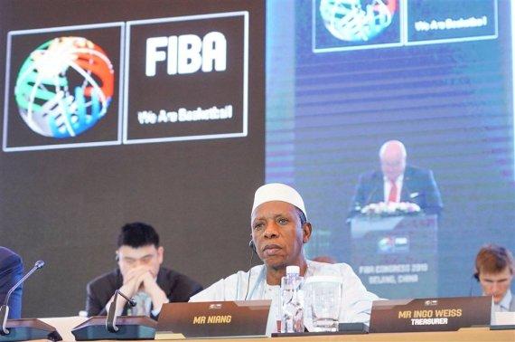 FIBA nuotr./Hamane Niangas