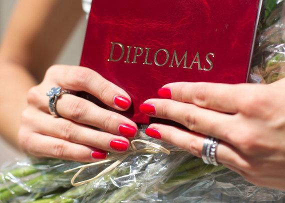 15min.lt nuotr./ Diplomas