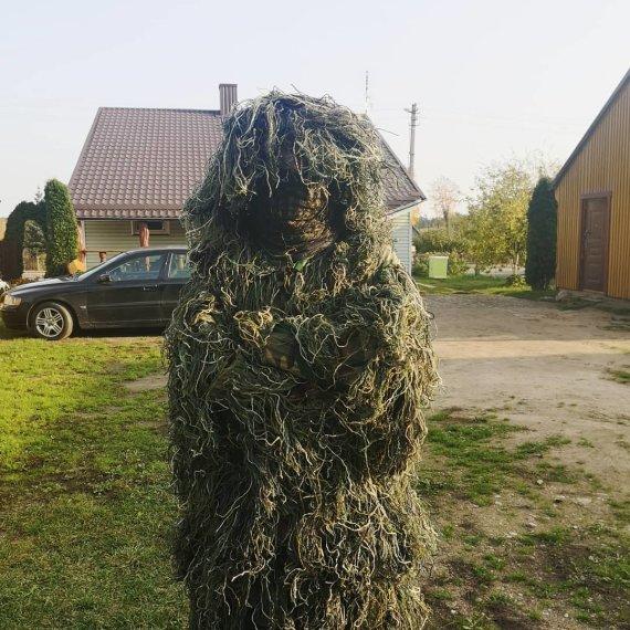 Asmeninio archyvo nuotr./Kristupas Armoška