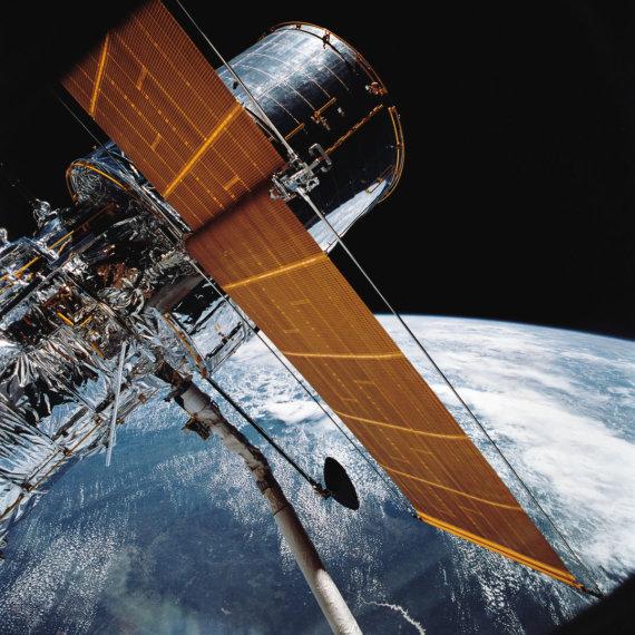 """Scanpix""/AP nuotr./""Hubble"" teleskopas"
