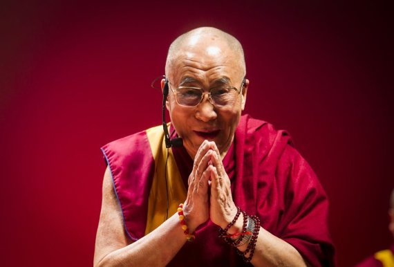 Dalai Lama vieši Vilniuje
