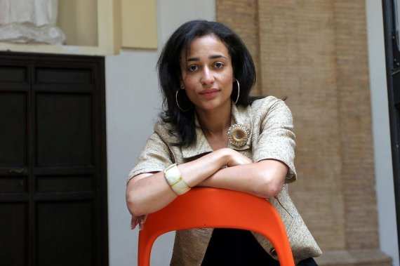 """Scanpix"" nuotr./Zadie Smith"