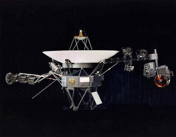 """AFP/""""Scanpix"""" nuotr./Kosminis zondas """"Voyager 1"""""""