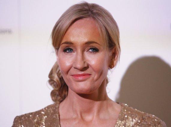 """""""Reuters""""/""""Scanpix"""" nuotr./Joanne Rowling"""