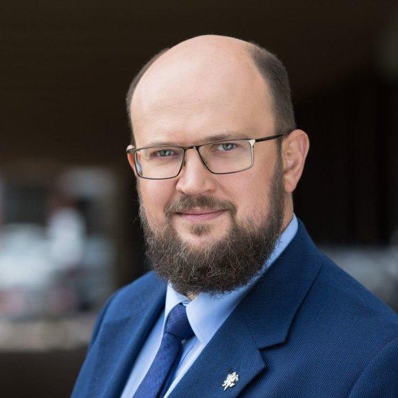 Žemės ūkio ministerijos nuotr./Rolandas Taraškevičius