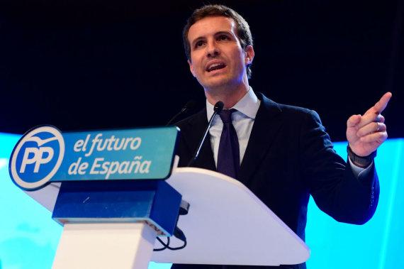 """AFP/""""Scanpix"""" nuotr./Pablo Casado"""