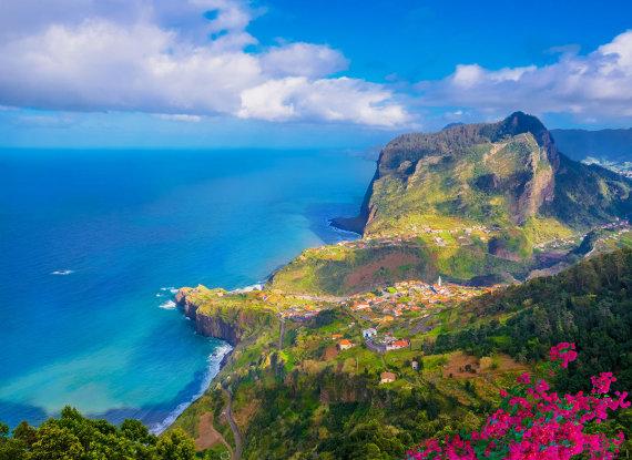 Shutterstock.com nuotr./Madeira