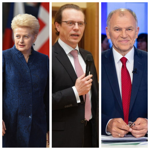 15min koliažas/Eurokomisarai iš Lietuvos