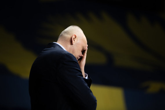 Getty Images/Euroleague.net nuotr./Rimas Kurtinaitis