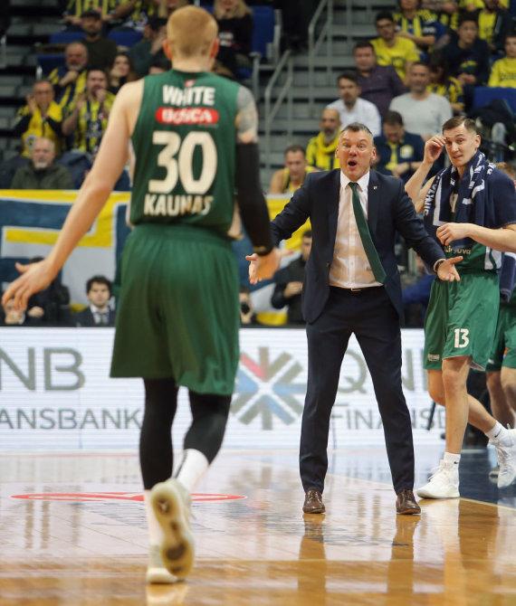 Getty Images/Euroleague nuotr./Šarūnas Jasikevičius
