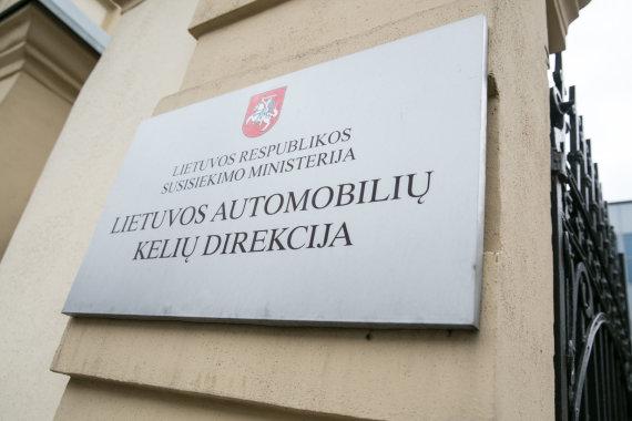 Juliaus Kalinsko / 15min nuotr./Lietuvos automobilių kelių direkcija