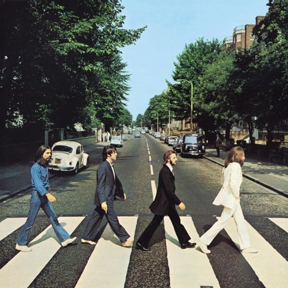 """""""The Beatles"""" – """"Abbey Road"""""""