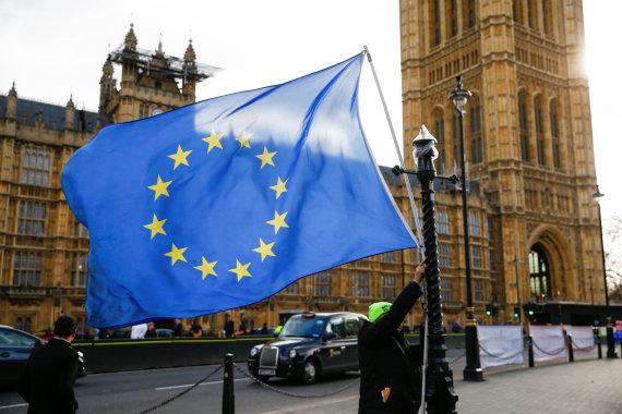 """Reuters""/""Scanpix"" nuotr./Europos Sąjungos vėliava"