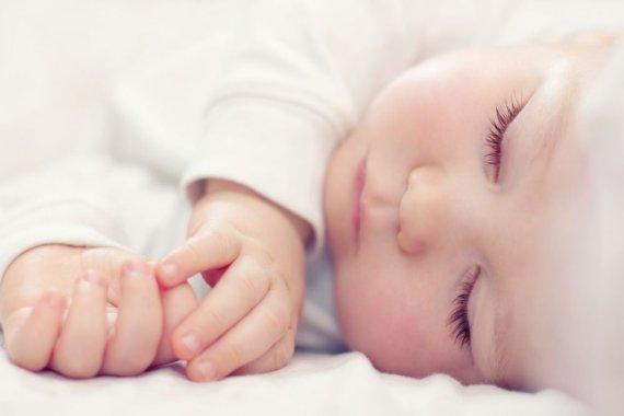Fotolia nuotr./Kūdikis