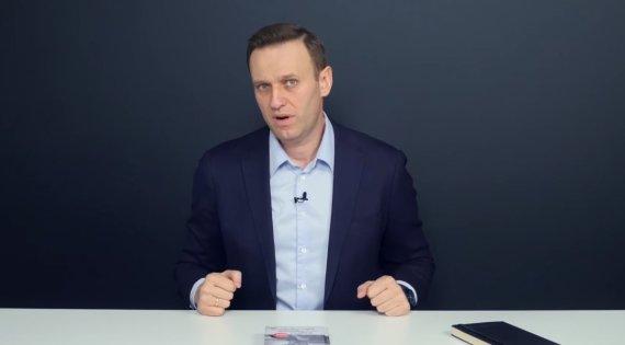 Stopkadras/Aleksejus Navalnas