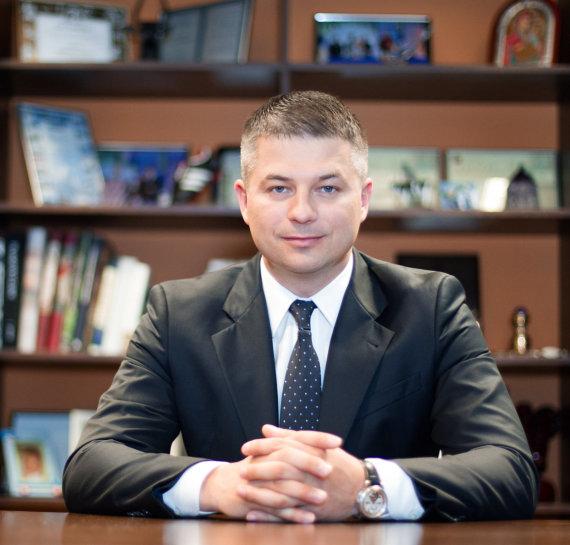 """""""Avia Solutions Group"""" nuotr./Gediminas Žiemelis, """"Avia Solutions Goup"""" valdybos pirmininkas"""