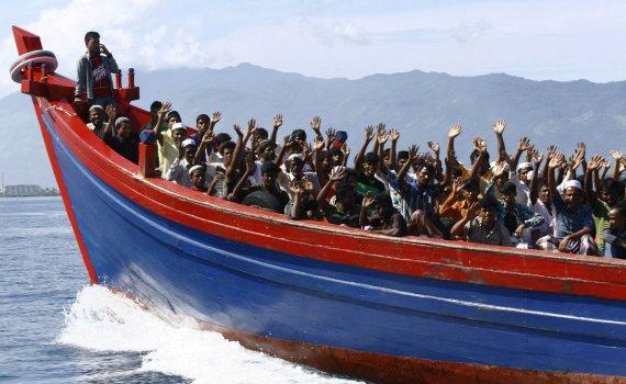 """Reuters""/""Scanpix"" nuotr./Pabėgėliai"