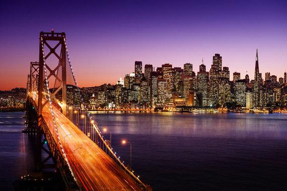 Shutterstock.com nuotr./San Fransiskas