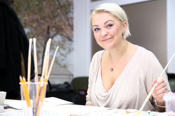 Luko Balandžio/Žmonės.lt nuotr./Agnė Grigaliūnienė
