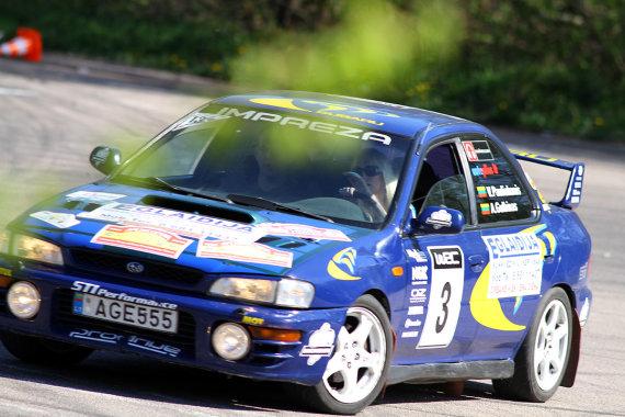"""Valdo Čičinsko/Fotovaldas.com nuotr./Moterų slalomas """"Subaru"""" taurei laimėti"""