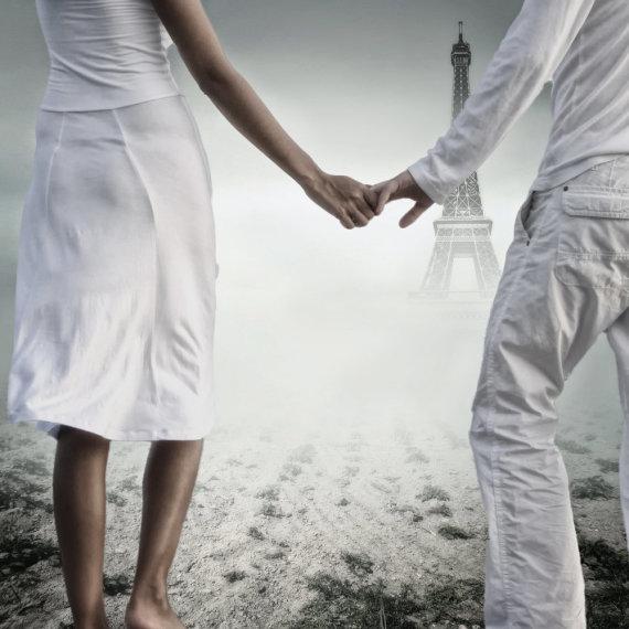 """""""Shutterstock"""" nuotr./Eifelio bokštas"""