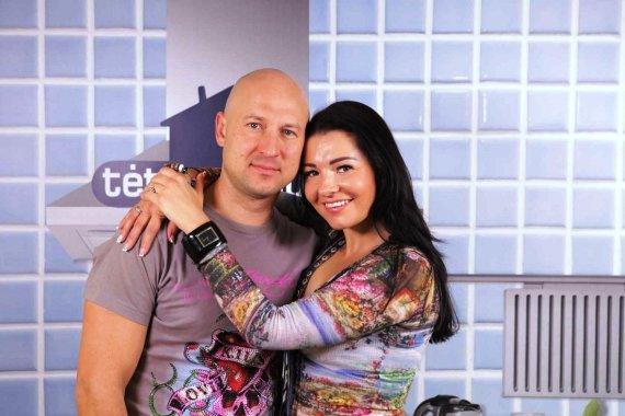 TV3 nuotr./Algirdas ir Milisandra Radzevičiai