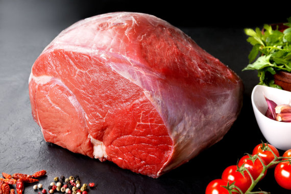 123RF.com nuotr./Mėsa