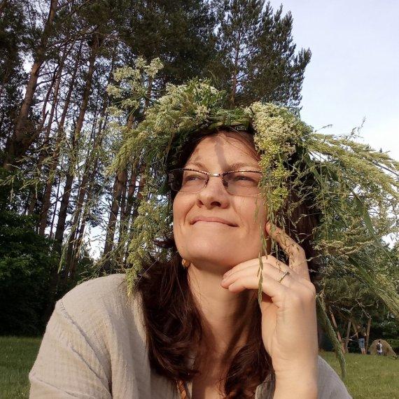 Asmeninio archyvo nuotr. /Ieva Anelauskaitė Motiejauskė