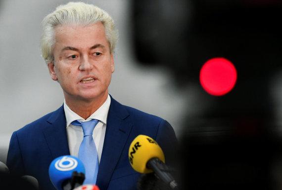 """""""Reuters""""/""""Scanpix"""" nuotr./Geertas Wildersas"""