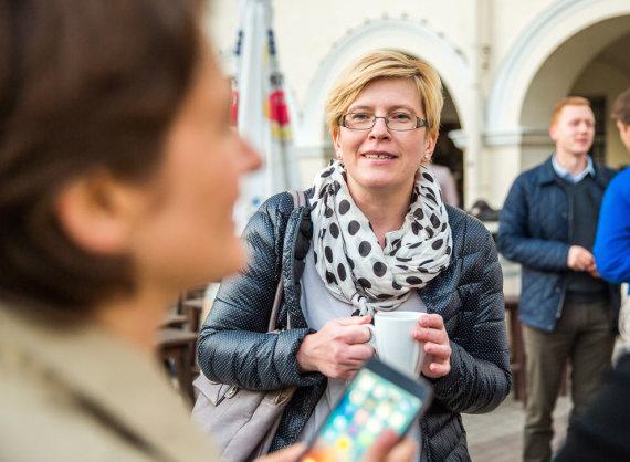 Mindaugo Mikulėno nuotr./Ingrida Šimonytė
