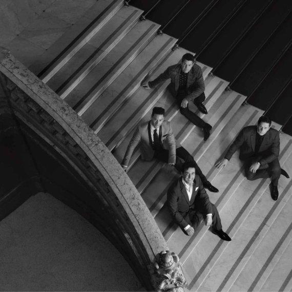 """Organizatorių nuotr./Vokalinis pop kvartetas """"Il Divo"""""""