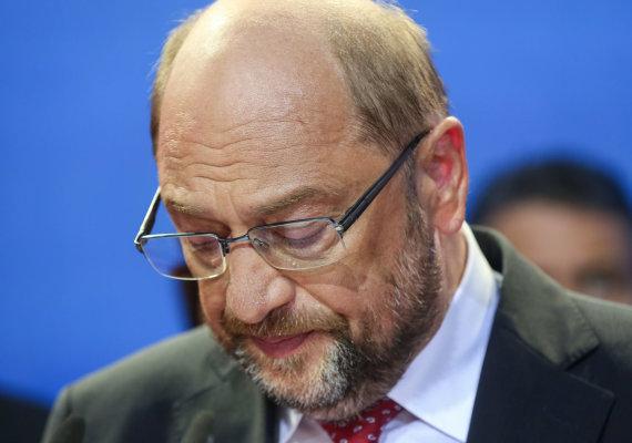 """Scanpix""/""Xinhua""/""Sipa USA"" nuotr./Martinas Schulzas"