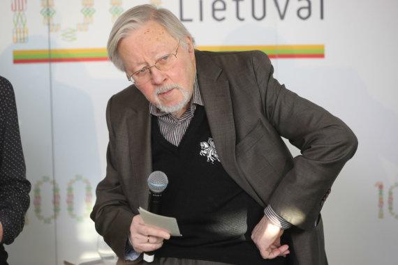 Vidmanto Balkūno / 15min nuotr./Vytautas Landsbergis