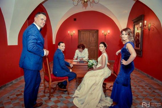 Naurimo Zavecko nuotr./Nicholo Kin ir Raimondos Balsytės vestuvės