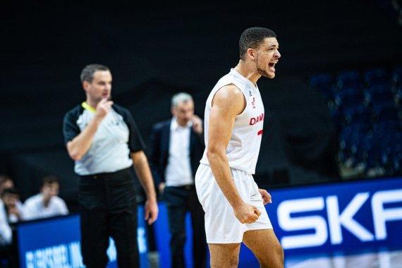 FIBA nuotr./Gabrielis Lundbergas