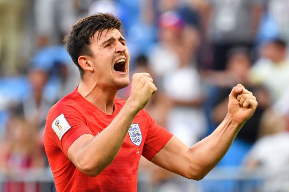 """""""Scanpix"""" nuotr./Harry Maguire'as"""