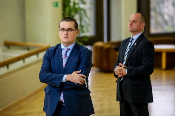 Vidmanto Balkūno / 15min nuotr./Skirmantas Malinauskas