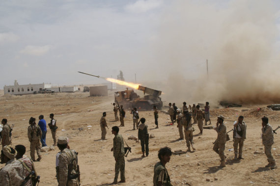 """""""Reuters""""/""""Scanpix"""" nuotr./Karas Jemene"""