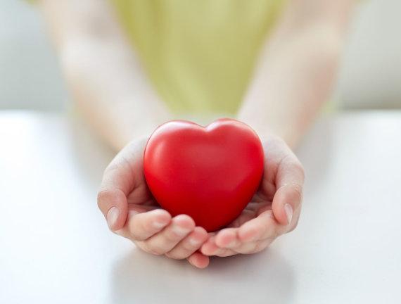 123rf.com nuotr./Širdies simbolis