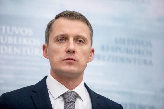 Juliaus Kalinsko / 15min nuotr./Žygimantas Vaičiūnas