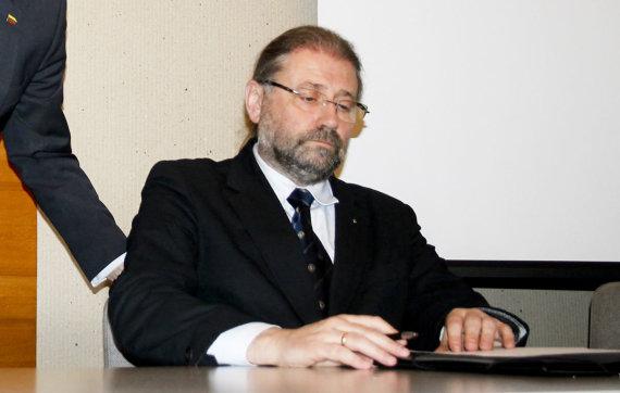 Tomo Markelevičiaus / 15min nuotr./Rytis Mykolas Račkauskas