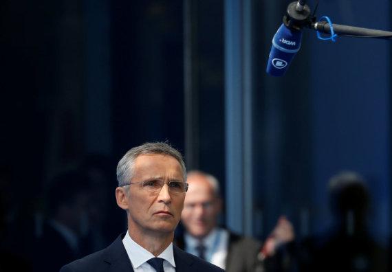 """Reuters""/""Scanpix"" nuotr./Jensas Stoltenbergas"
